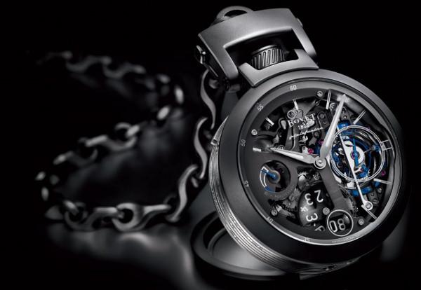 Pininfarina Bovet Ottana Tourbillon Watch 1