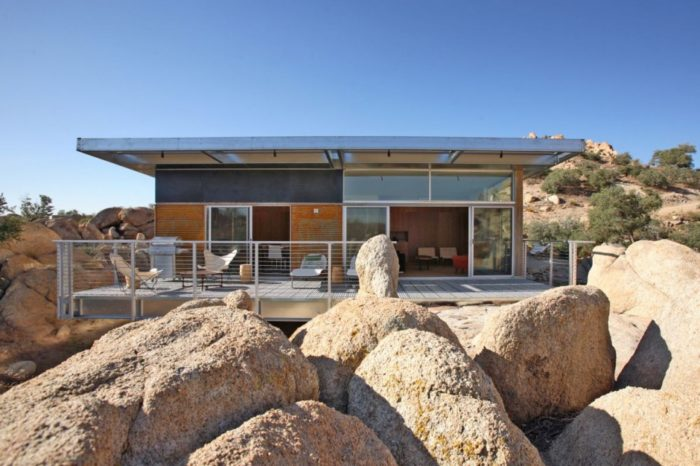 Prefabricated Sustainable Modern Home 2