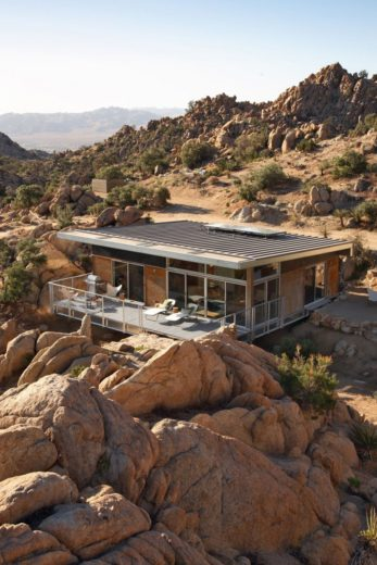 Prefabricated Sustainable Modern Home