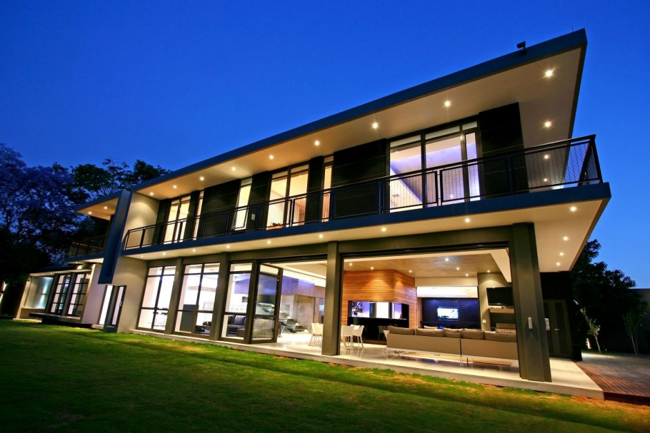 Residence in Johannesburg - Design Partnership
