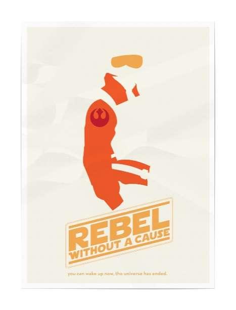 Sci-Fi Movie Poster Mashups
