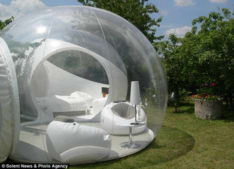 See-Through Luxury Marquees