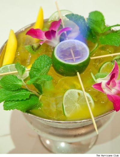 Surprising Cocktail Menu at Hurricane Club 3