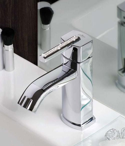 Swarovski Azeta Bathroom Faucets