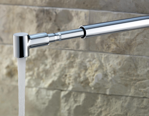 Telescopic Kitchen Faucet by Kludi