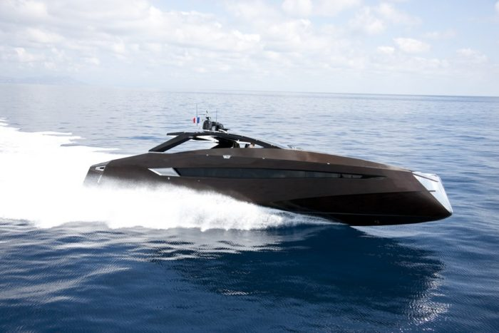 The Hedonist Luxury Yacht