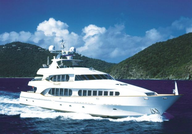 Tony Accurso s Luxury Yacht for Sale