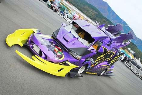 Tricked-Out Batvans