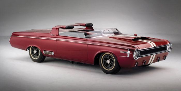 1964 Concept Dodge for Auction 2