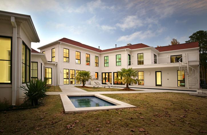 Abraham House by Herron Horton Architects