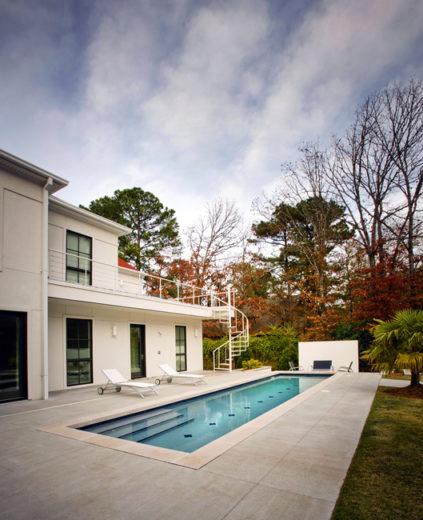 Abraham House by Herron Horton Architects 15