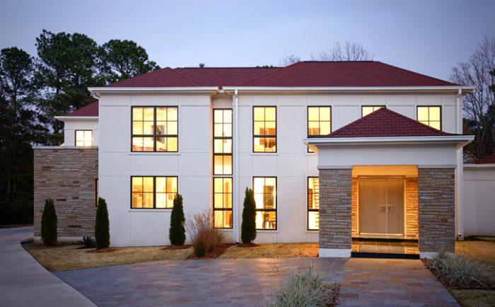 Abraham House by Herron Horton Architects 16