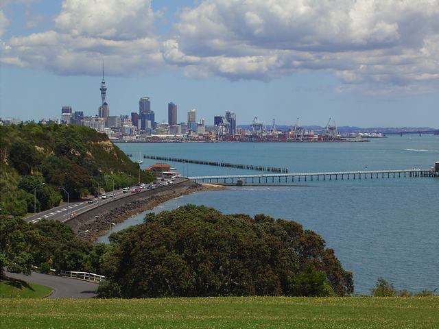 Auckland, New Zeeland