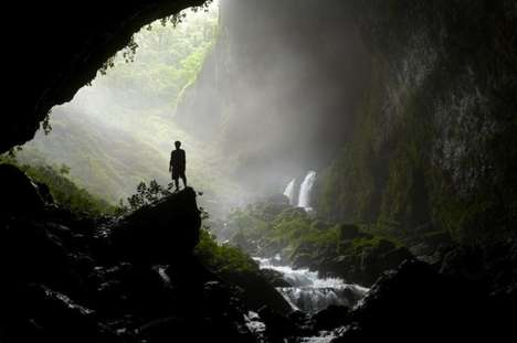 Breathtaking Cave Photography