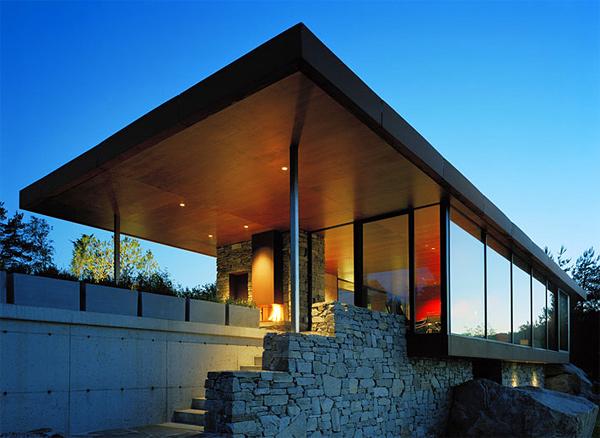 Gunderson House in Norway 1