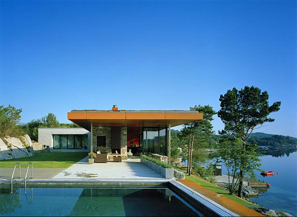 Gunderson House in Norway 4
