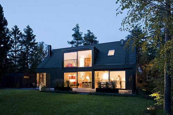 House of the Day Villa Lima in Sweden 1