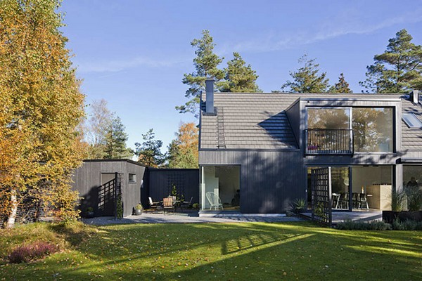 House of the Day Villa Lima in Sweden 9