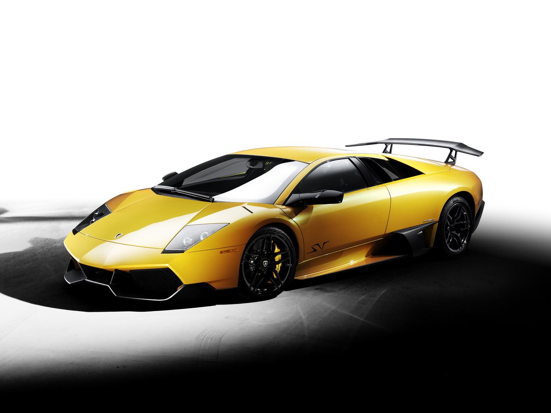 Lamborghini Murcielago LP670-4 Super Veloce