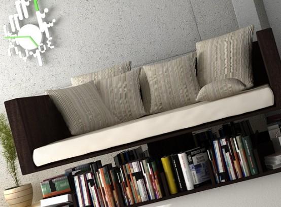 Levitating Sofa 2