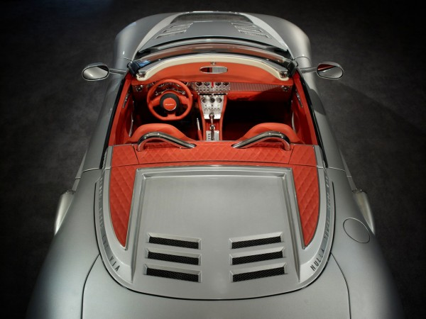 Limited Edition Spyker C8 Aileron Spyder 1