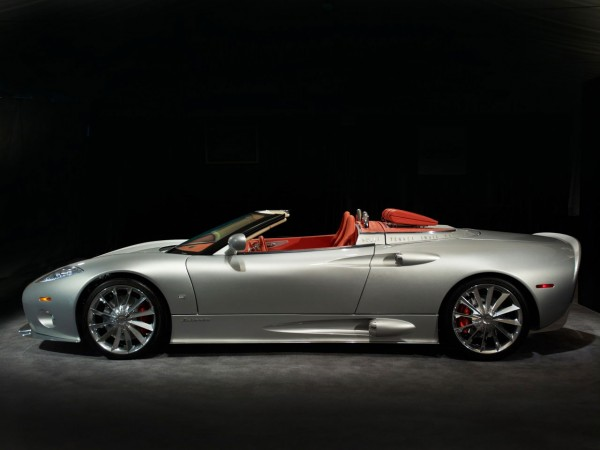 Limited Edition Spyker C8 Aileron Spyder 10