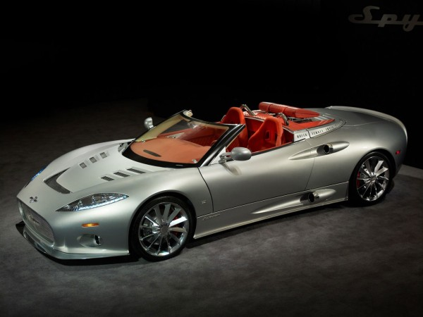 Limited Edition Spyker C8 Aileron Spyder 11