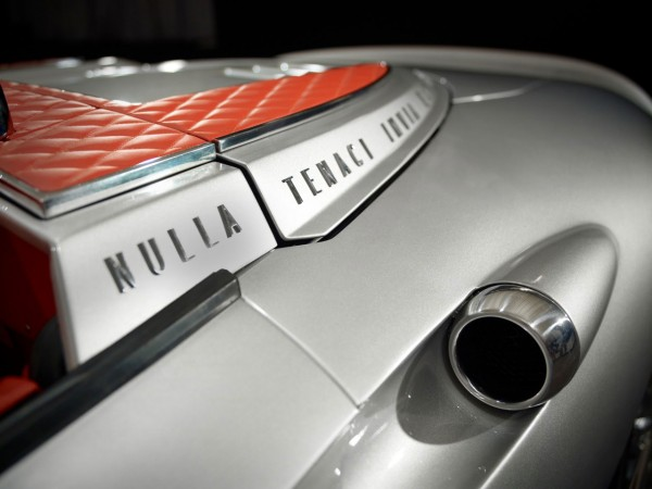 Limited Edition Spyker C8 Aileron Spyder 2
