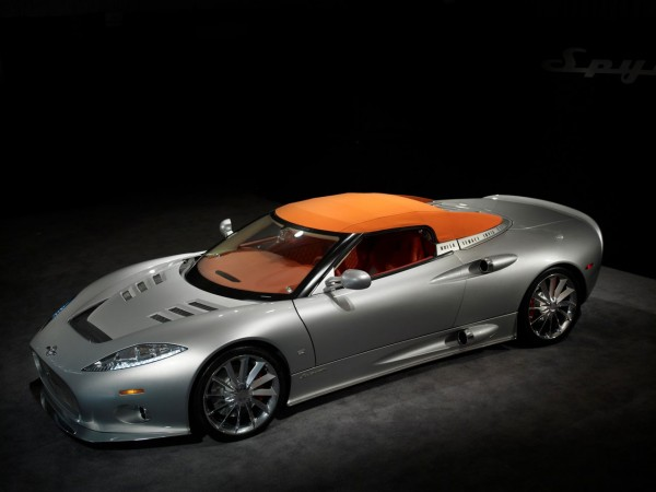 Limited Edition Spyker C8 Aileron Spyder 5