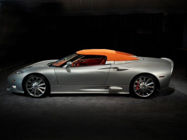 Limited Edition Spyker C8 Aileron Spyder 6