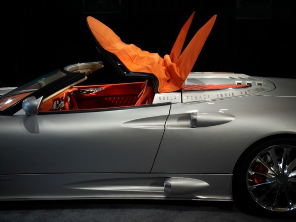Limited Edition Spyker C8 Aileron Spyder 7
