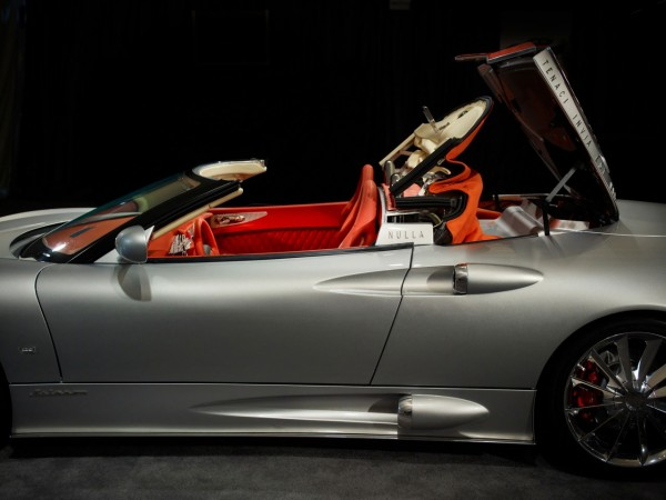 Limited Edition Spyker C8 Aileron Spyder 8