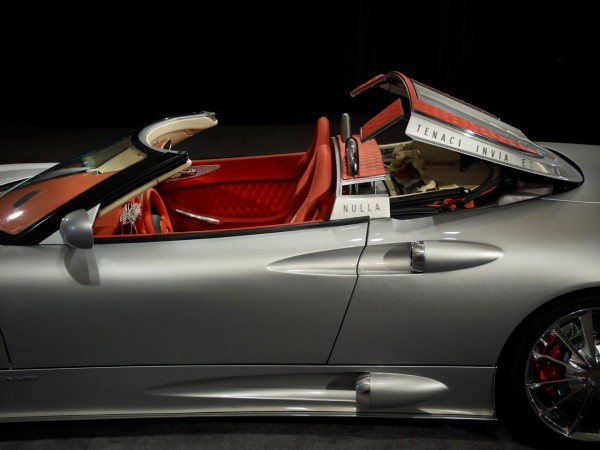 Limited Edition Spyker C8 Aileron Spyder 9