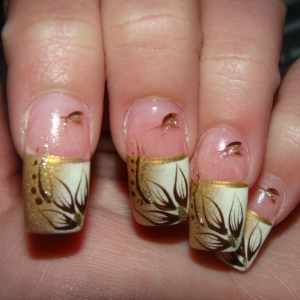 Marvelous Yet Mild Nail Art 2011 10
