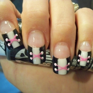 Marvelous Yet Mild Nail Art 2011 11