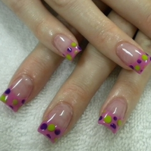 Marvelous Yet Mild Nail Art 2011 2