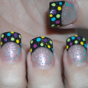 Marvelous Yet Mild Nail Art 2011 4