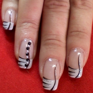Marvelous Yet Mild Nail Art 2011 8