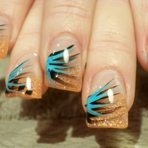 Marvelous Yet Mild Nail Art 2011 9