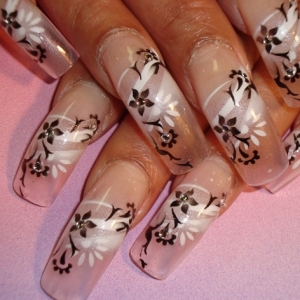 Marvelous Yet Mild Nail Art 2011