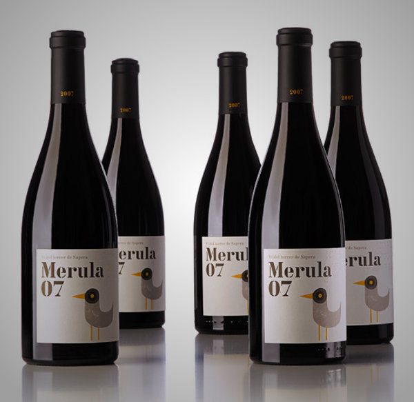 Merula Wine by Base 2