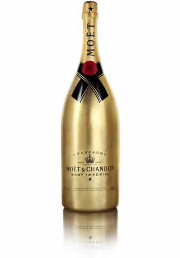 Moët & Chandon Golden Jeroboam 1
