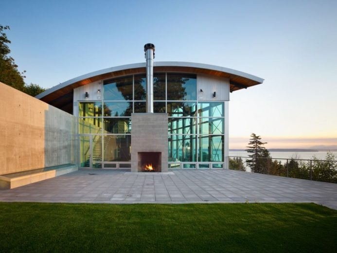 Modern Family House in Seattle 1