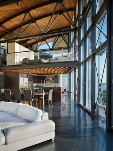 Modern Family House in Seattle 10