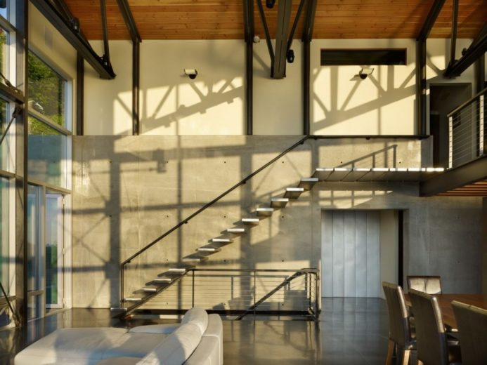 Modern Family House in Seattle 13