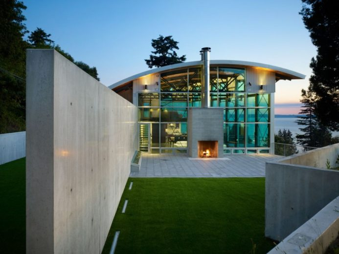 Modern Family House in Seattle 2