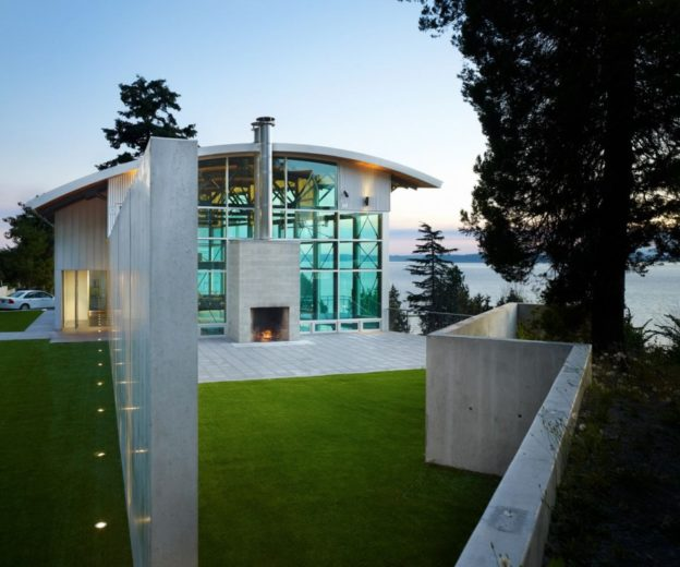 Modern Family House in Seattle 3
