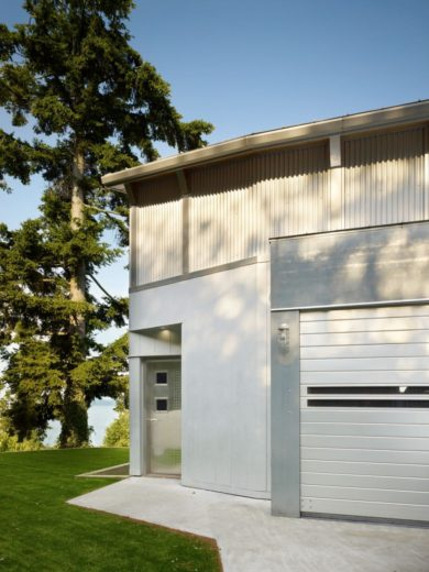 Modern Family House in Seattle 4