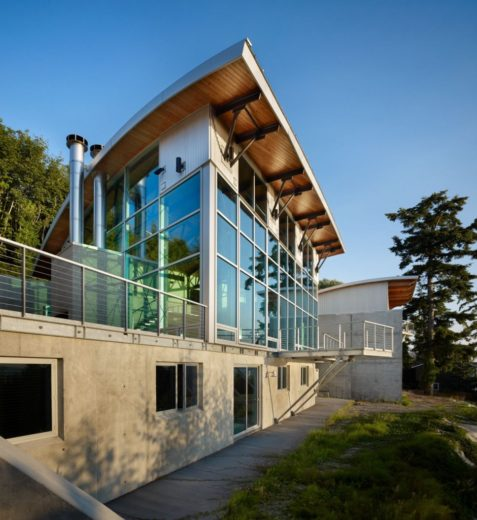 Modern Family House in Seattle