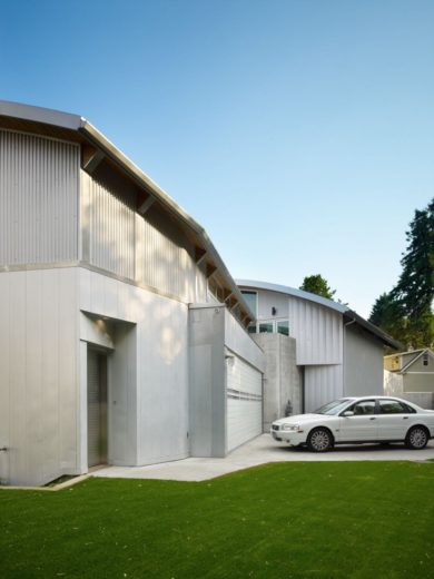 Modern Family House in Seattle 5
